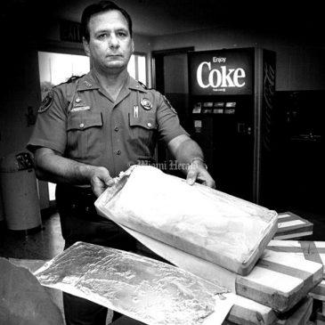 История крэк-кокаина