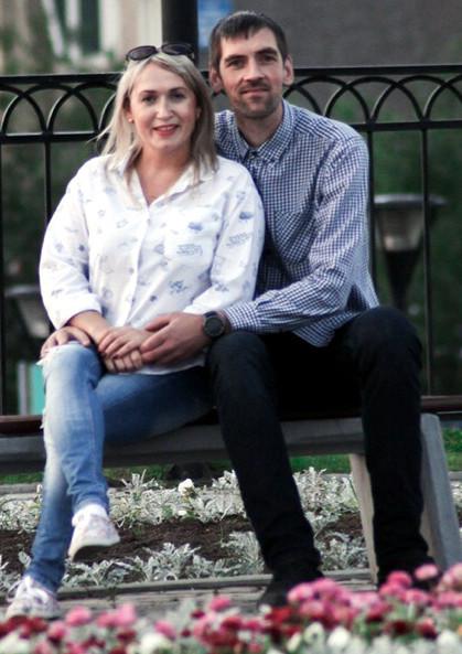 руководитель центра с женой